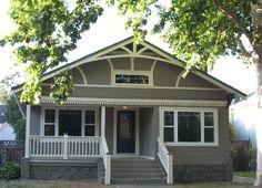 Bungalow House Pictures: Chalet Bungalow