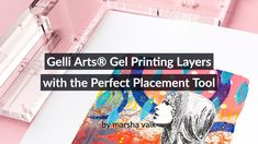 Gelli Plate Printing, Gelli Arts, A4 Paper, Printmaking, Layers, Concept, Youtube, Prints, Art Ideas