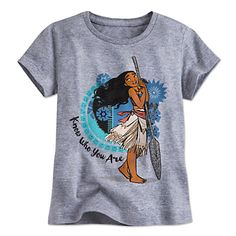 Moana Tee for Girls | Disney Store