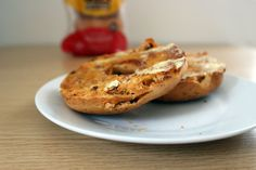 Gluten free sundried tomato bagels - Free From Fusion