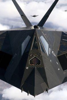 F-117 Stealth Bomber