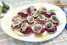 Закуска «К водочке» – Пошаговый рецепт с фото. Закуски. Вкусные рецепты с фото