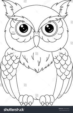 Find Owl coloring page stock vectors and royalty free photos in HD. Explore millions of stock photos, images, illustrations, and vectors in the Shutterstock creative collection.Rare Japanese Silver / Gold Netsuke - Edo to MeijiRisultati immagini per owl c Owl Coloring Pages, Coloring Books, Colouring, Dot Painting, Fabric Painting, Owl Stencil, Pumpkin Stencil, Owl Cartoon, Cartoon Memes