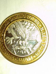 Excalibur casino token 30.00