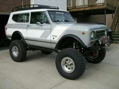 Lifted International Scout II. ★。☆。JpM ENTERTAINMENT ☆。★。