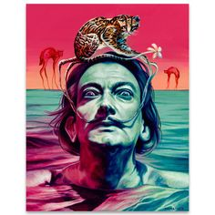 Currently inspired by: Dali on Fab.com