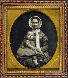 Unidentified but not forgotten: Antique portraits from Cincinnati