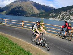 Camping Mals - Mit dem Rad durch Südtirol