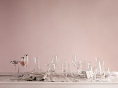 A glassy affair