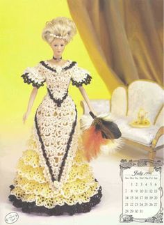 Annie/'s crochet pattern leaflet Sweet Blossoms Purse ~ fits Kelly fashion doll