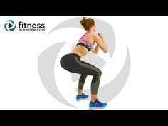 Fat Burning HIIT Workout with Warm Up Cardio | Fitness Blender