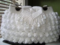 Crochetcetera and such: What woman does not love purses?