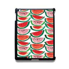 Watermelon Art TATUM-11841 Apple Phonecase Cover For Ipad 2/3/4, Ipad Mini 2/3/4, Ipad Air, Ipad Air 2