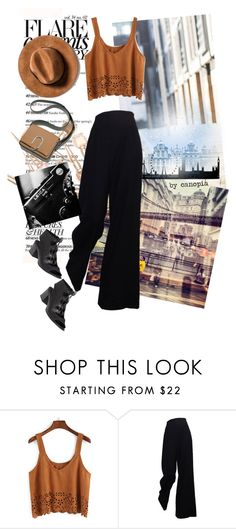 """""""Double Exposure"""" by canopia ❤ liked on Polyvore featuring The Row and 275 Central"""