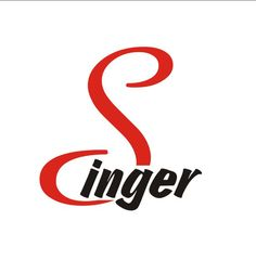 """Logo design for the company of heating products with the name of """"Singer"""""""