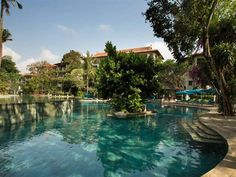 AUD 161 Showcasing a year-round outdoor pool and playground, Novotel Bali Nusa Dua is located in Nusa Dua in the region of Bali. Bali Nusa Dua, Honeymoon Romance, Outdoor Pool, Outdoor Decor, Bali Travel, Hotel Deals, Playground, Spa, Places