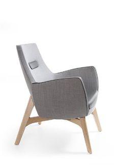 Fotel UMM #elzap #meblebiurowe #meble #furniture #poland #warsaw #krakow #katowice #office #design #officedesign #officefurniture #armchair #ergonomy #comfort #inspiration #wood www.elzap.eu www.krzesla.krakow.pl www.meble-metalowe.com