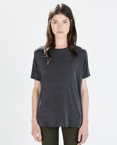 Image 1 of T-SHIRT from Zara