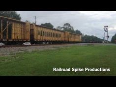 Trains. A REALLY BIG Train passing through the Folkston Funnel. Train videos for kids. - YouTube