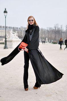 Shoes: Miu Miu  Pants: Burberry  Bag: Chanel