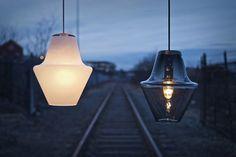 Lampe suspension / contemporaine / en acier / en laiton CUMBERLAND PENDANT…