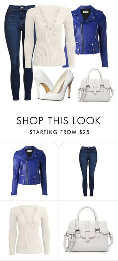 """NKJKJ"" by v-askerova on Polyvore featuring мода, Yves Saint Laurent, Topshop и Michael Antonio"