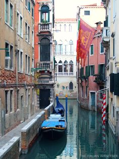 Canals of Venice Places Around The World, Around The Worlds, Fear Of Falling, A Kind Of Magic, Venice Travel, Modern Buildings, Travel Photos, Wander, Travel Photography