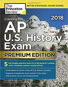 Best pdf cracking the ap world history exam 2018 premium edition amazon cracking the ap us history exam 2018 premium edition college test preparation 9781524710620 princeton review books fandeluxe Choice Image