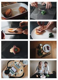 The food #photography process  #GirlPower | November 2015 | Local Wolves Magazine