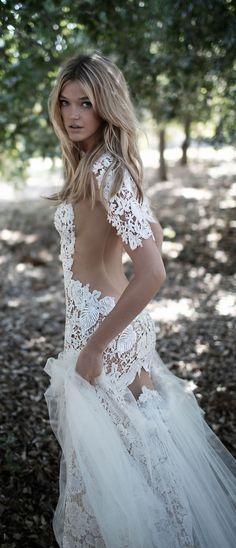Idan Cohen 2017 Bridal Collection - Luisa