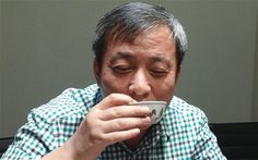 Liu Yiqian, Chinese multimillionaire shattered records in the art world by buying a rare Ming Dynasty wine cup for £20 million, and uses his new purchase to drink tea. This wealthy art collector from Shanghai, bought the 500-year-old porcelain treasure during an auction at Sotheby's in Hong Kong in April 2014. Liu sipping tea from his multi-million pound acquisition – immediately turned the businessman into a figure of scorn among some.