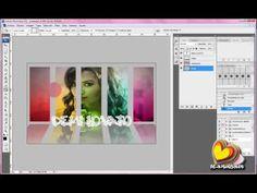 Cómo hacer un wallpaper multicolor con Photoshop