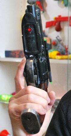 presenting: a new Blade Runner Blaster, Tomenosuke Special