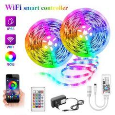 Προϊόντα – Σελίδα 5 – My buy&cheap Led Light Strips, Led Strip, Wifi, Led Color, Luz Led, Strip Lighting, Light Colors, Remote, Tape