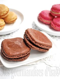 Macarons recipes (in french)