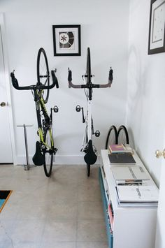 Lovely House Tour: A Colorful, Plant Filled Austin House. Common RoomBike  StorageApartment ...