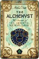 #8 The Alchemyst (The Secrets of the Immortal Nicholas Flamel #1) by Michael Scott. An intriguing adventure full of mystery and suspense. This YA fantasy book is about two twins, Sophie and Josh, who get mixed up in a centuries old battle between The Alchemyst and a magician. #magic