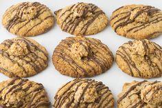 Außen knusprig, innen weich – die perfekten Giotto-Cookies.