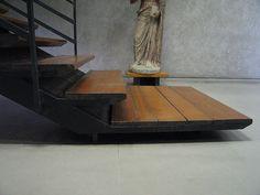 scarpa stair, Castelvecchio museum, verona, via Flickr.