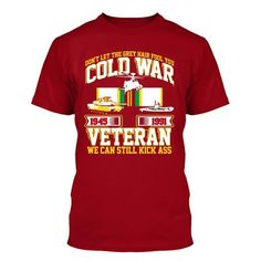Cold War SS T-shirt