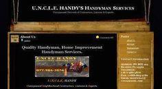 U.N.C.L.E. HANDY Handyman - En Masse web design SEO, PA