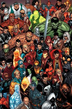 by Steve McNiven need to get a copy of this for my son!