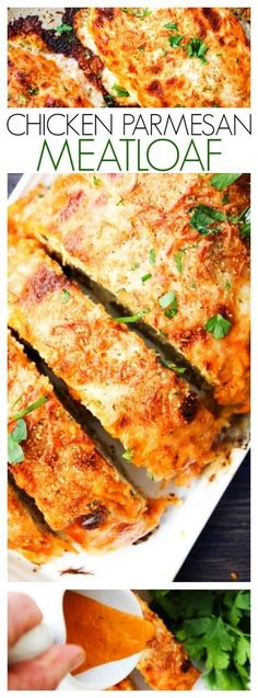 Chicken Parmesan Mea