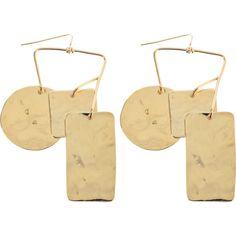 Aurelie Bidermann Bird Garden earrings ($395) ❤ liked on Polyvore featuring jewelry, earrings, gold, aurelie bidermann jewelry, earring jewelry, gold earrings, yellow gold earrings and gold jewelry