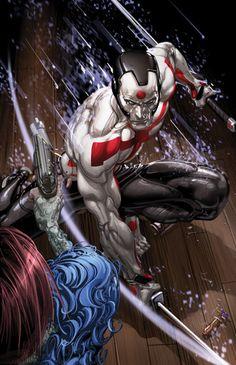 First Look at Rai Plus Edition by Matt Kindt and Clayton Crain Comic Book Characters, Character Art, Character Illustration, Superhero Design, Superhero Comic, Comic Books Art, Art, Cartoons Comics, Valiant Comics