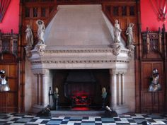 castle fireplaces | Castle Fireplace