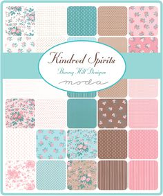 Kindred Spirits by Bunny Hill Designs