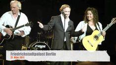 Herman van Veen und Klaus Hoffmann singen Jacques Brel