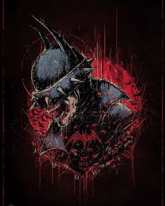 Batman who laughs