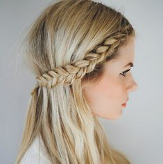 Thicker braid hack @PanteneUS #BestHairEver
